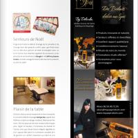Publicité Magasine Cabines