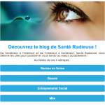 WEB FLYERS SANTE RADIEUSE