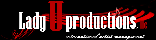 Logo Lady U Productions
