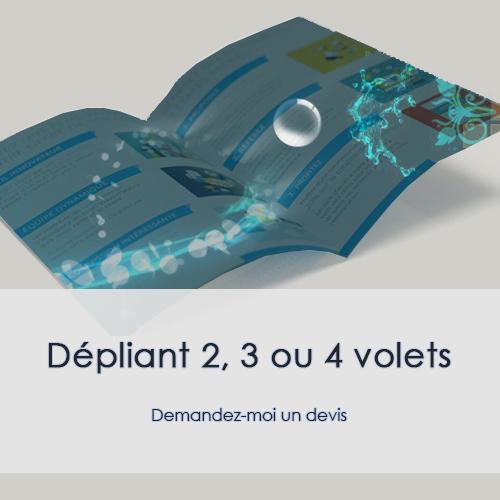 DESIGN - DEPLIANT