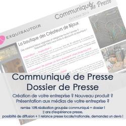 DESIGN - COMMUNIQUE DE PRESSE