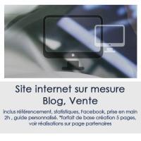 WEB - CREATION SITE INTERNET