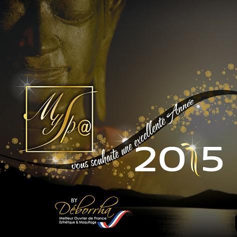 CARTE VOEUX MYSPA 2015