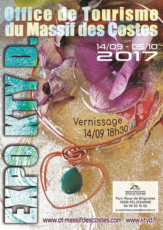 Affiche expo pel sept2017