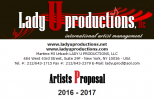 Artists proposal lu