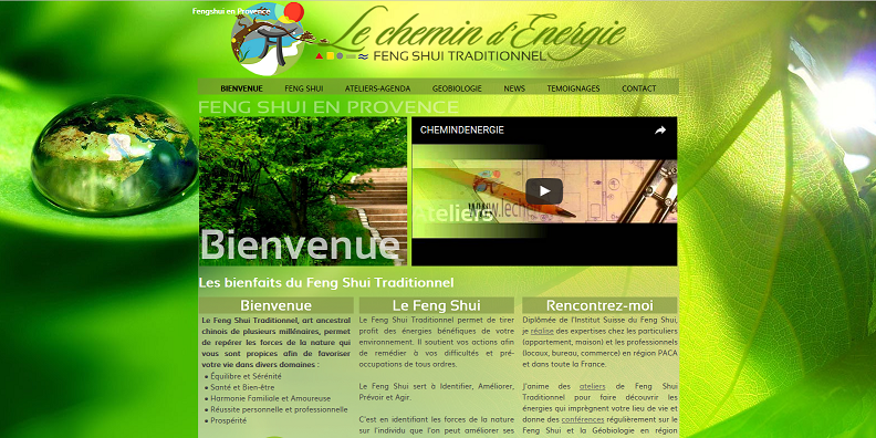 Fengshuienprovence web