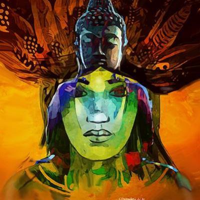 CHAMAN BUDDHA 2 | AFFICHE